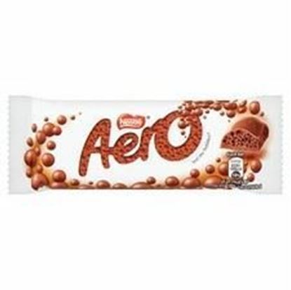 Picture of NESTLE AERO MILK BUBBLY BAR 36g